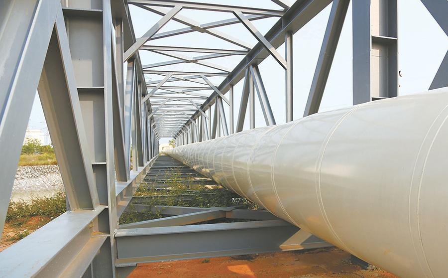 山西中北大学供热管网监控平衡改造项目